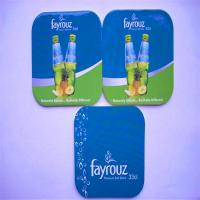 Wholesale Disposable Promotional Drink Coasters , Personalized Paper Drink Coasters from china suppliers