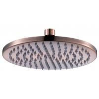 Wholesale Copper Finish Overhead Rain Shower Head , 10'' Rain Shower Head from china suppliers