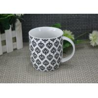 Wholesale 300ml Super White Porcelain Mugs With Decal FDA And CA65 Approved from china suppliers