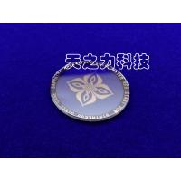 Wholesale Gold Flower Scratch Resistant Watch Glass Ground And Beveled Edge Finish from china suppliers