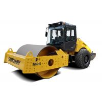 China Compaction Construction machinery 21ton Smooth Drum Vibratory Road Roller Soil Compactor on sale