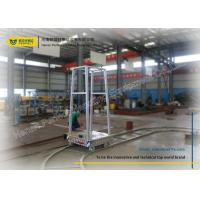 Wholesale Customized Special Automated Rail Transfer Truck with Warnin Light from china suppliers