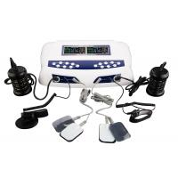 Quality Two LCD display detox foot spa , detox machine for feet with optional massage for sale