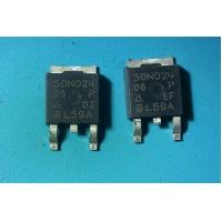 China N-Channel 22-V (D-S) 175C MOSFET VISHAY SUD50N024-06P 50N024 TO-252 on sale
