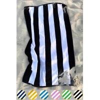 Wholesale 100% Cotton Stripe Designed Beach Towel Bath Towel For Beach Bath Pool from china suppliers