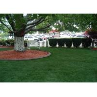 Wholesale 37mm Height PE Material Garden Artificial Grass Double Stem Shape from china suppliers