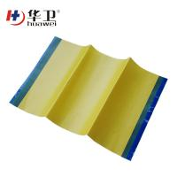 Wholesale Transparent adhesive WPU iodine surgical Iodine incise dressing from china suppliers