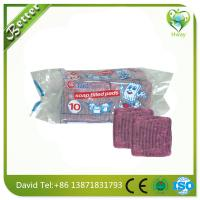 Buy cheap hot cleaning steel wool soap pad kitchen products from Wholesalers