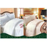 Wholesale Jacquard Bedding Set for Hotel Use from china suppliers