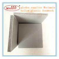 Wholesale reusable hollow plastic concrete wall/colum formwork 1220*2440*12-20mm from china suppliers