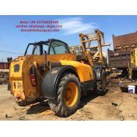 Wholesale JCB Telescopic Used Diesel Forklift Truck 530 , Used Telehandler Forklift from china suppliers