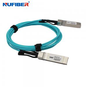 Wholesale Nufiber 10G SFP+ 850nm Active Optical Cable 5m from china suppliers