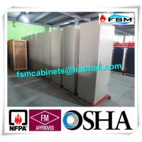 Wholesale Grey Humid Proof Fire Safe File Cabinets 320L For U Disk / VCD / DVD from china suppliers
