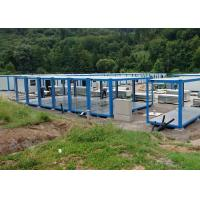 Wholesale Customized Flat Pack Container House / Roof Shipping Storage Container Buildings from china suppliers