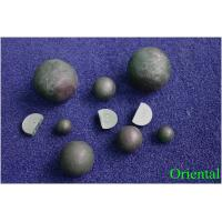 Wholesale Top Rank forged steel grinding media balls for ball mill cement plant from china suppliers