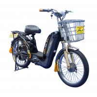 China Chile Popular Simple 48V12A GEL Battery 450W Loading Adult Electric Bike on sale
