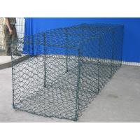 Pvc coated gabion basket of item
