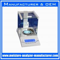 Wholesale China OEM manufacturer 0.01mg precision semi-micro precision accuracy weighing balance from china suppliers