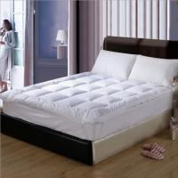 Wholesale Hotel thickness goose feather king mattress made in china from china suppliers
