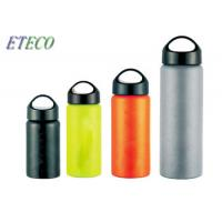 Wholesale Green Stainless Steel Drink Bottles Cheaper Common Water Transfer Coated from china suppliers