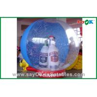 Wholesale Giant Christmas Ball Inflatable Christmas Decoration Oxford Cloth from china suppliers