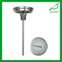 Wholesale Industrial Bimetal Thermometer from china suppliers