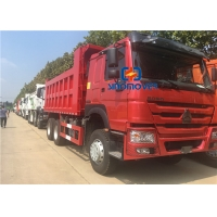 Wholesale Construction Job Diesel 371hp Howo Dump Truck from china suppliers