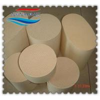 China Honeycomb Ceramic Catalyst Support Monolith on sale