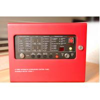 Wholesale 4 zones conventional gas extinguishing control panel from china suppliers