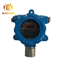 China Chemical Plant OLED Screen CH4 Fixed Gas Monitors on sale