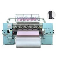 Quality Bed Spread Computerized Sewing And Quilting Machine Digital Control Program for sale