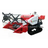 Wholesale Rice and Wheat Mini Combine Harvester with 1.2m Cutting Width, from china suppliers