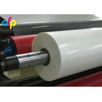 Wholesale High Gloss Laminate Plastic Roll Thickness 15micron to 30micron Shine BOPP Thermal Lamination Film from china suppliers