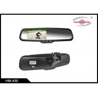 Wholesale 4.3 Inch Rear View Mirror Backup Camera System With High Reflective Rate from china suppliers