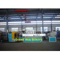 China Twin Screw Corrosion Resistance Pvc Pipe Extruder Machine By PLC Control System on sale