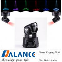 Wholesale Stage Party 15W RGB LED Mini Moving Head Light for Wedding Event Performance Decorations from china suppliers
