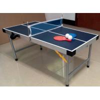 Buy cheap Aluminum Frame 3 FT Mini Game Table Wood Folding Mini Ping Pong Table For Children from wholesalers