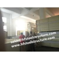 Wholesale Polystyrene Cold Room Insulation Panels 100 mm Thickness 10k g Density SGS CE from china suppliers