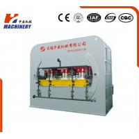 Wholesale Double Sided Laminate Hydraulic Hot Press Machine For Commercial Board Flooring from china suppliers