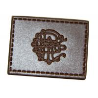 Wholesale leather elbow patches for sweaters , custom leather patches for jackets from china suppliers