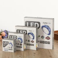 Wholesale Corrugated Paper Led Lamp Packaging Box , Foldable Bulb Packaging Box from china suppliers