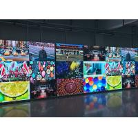 China Full Color RGB LED Display Waterproof P10 Screen 6000cd/m2 Brightness Fixed Installation on sale