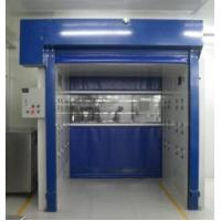 Wholesale Auto-Opeing Fast Rolling Door Air Shower from china suppliers