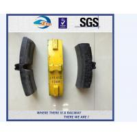 Wholesale railway high density concrete blocks brake pad manufacturers from china suppliers
