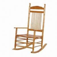 Wholesale Rocking Chair, Made of Castanopsis Cuspidata Wood from china suppliers