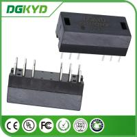 Wholesale 12 Pins KH1601DR isolation power transformer , 10/100 ethernet transformer modules from china suppliers