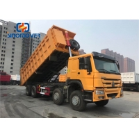 Wholesale 12 Wheeler 300L 371 420 30 ton 8x4 Howo Dump Truck from china suppliers