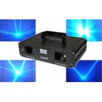 Wholesale Double Tunnel BB 100mW DMX512 Fat Beam Laser Light with scanning speed LD240 from china suppliers