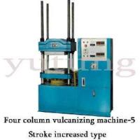 Wholesale Stroke Increased Rubber Curing Machine from china suppliers