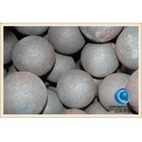 Wholesale Forged grinding steel balls made of B2 B4 60Mn 65Mn for mineral crushing from china suppliers